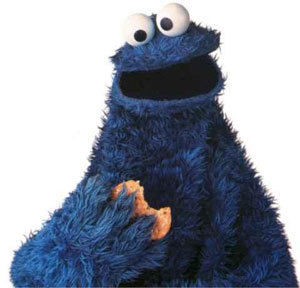 cookie, article, and cookie monster image
