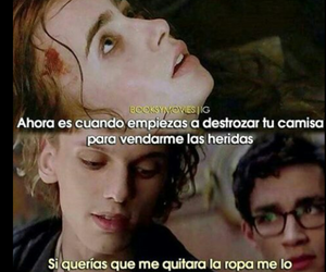 Jamie Campbell Bower and cazadores de sombras image