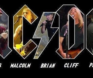 ac dc and rock image