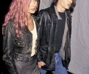 depp, fashion, and grunge image