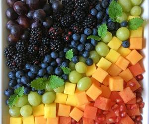 fruit, delicious, and yummy image
