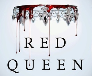 book, red queen, and victoria aveyard image
