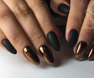 beautiful, nails, and nailsart image