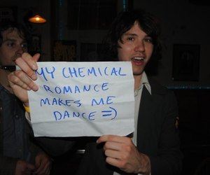 ryan ross, my chemical romance, and panic! at the disco image