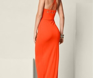 backless dress, business, and dress image