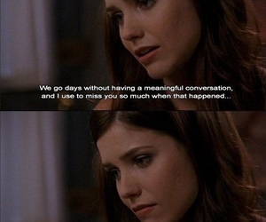 one tree hill, brooke davis, and quotes image