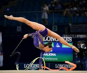 ribbon, rhytmic gymnastic, and pesaro 2017 image