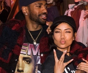 goals, big sean, and jhene aiko image