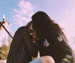 love, girl, and gay image