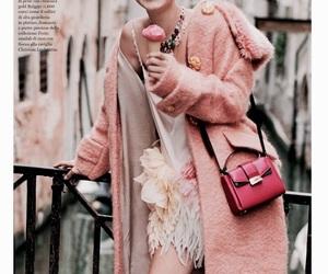 bella hadid, model, and Elle image