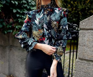 gina tricot and kenza zouiten image