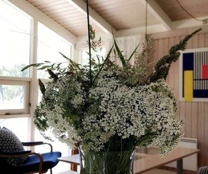 flowers, cozy, and cozyhome image
