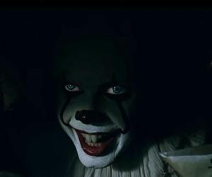 clown, it, and bill skarsgård image