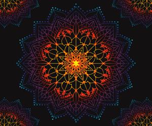 background, bohemian, and boho image