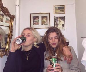 alternative, indie, and drink image