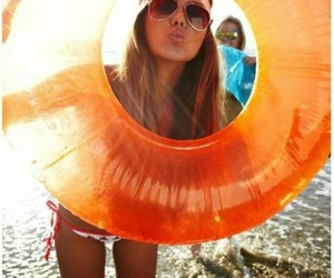 beach, floaty, and dance moms image
