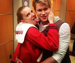 glee, chord overstreet, and bram image