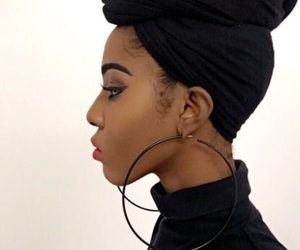 aesthetic, perfect, and black girls magic image