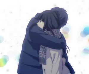 anime, confession, and manga image