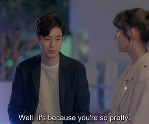 caps, sub, and kdrama image
