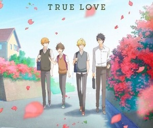 anime, hitorijime my hero, and Boys Love image