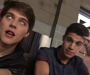 teen wolf, nolan, and froy image