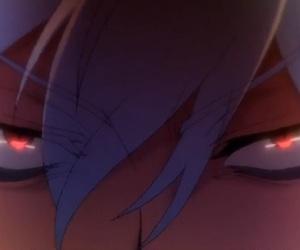 anime, vampire, and anime eyes image
