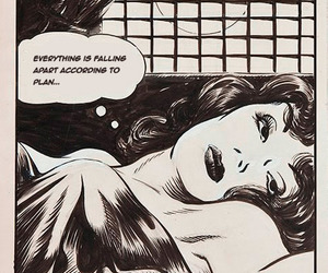 comic, quotes, and Dream image