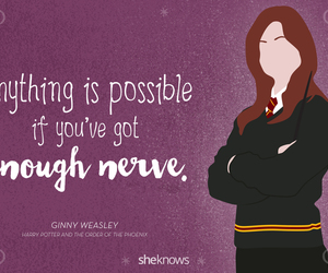 ginny weasley and quote image
