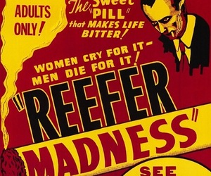 reefer madness and weed image
