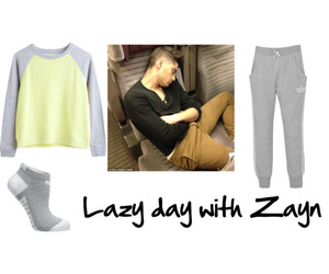 outfit, zayn malik, and one direction image