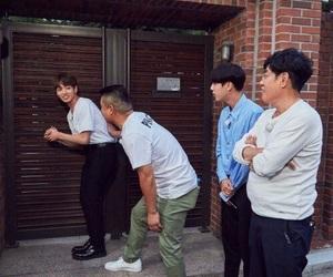 bts, seokjin, and jinkook image