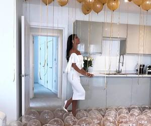 balloons, birthday, and luxury image