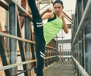 athletic, ballet, and dance image