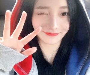 pristin, kpop, and kyulkyung image