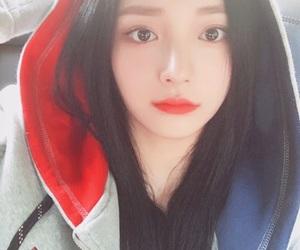 pristin, kyulkyung, and kpop image