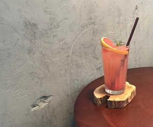 coctail, grapefruit, and juice image