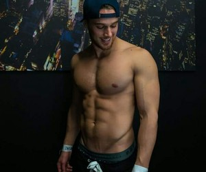 boy and abs image