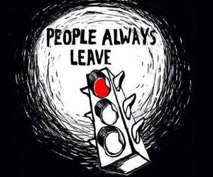 one tree hill, leave, and people image