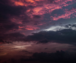 photography, sky, and clouds image