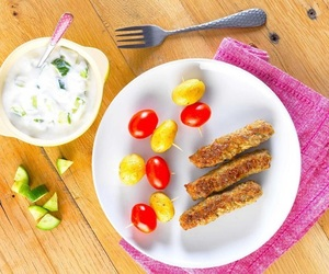 kebab, fun food ideas, and kafta kebabs image