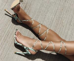 fancy, heels, and legs image