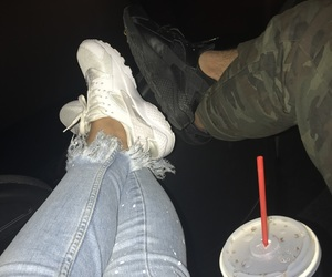 air, girlfriend, and huarache image