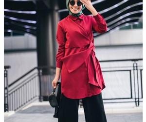 fashion, hijab, and istanbul image