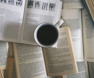 background, black, and book image