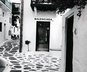 Balenciaga, shop, and store image