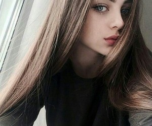 girl and beautiful image