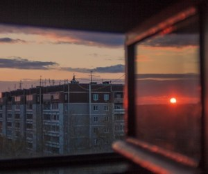 aesthetic, russia, and sky image
