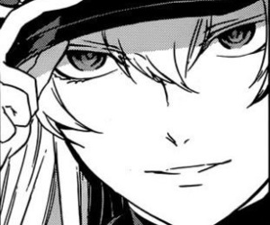 manga and esdeath image