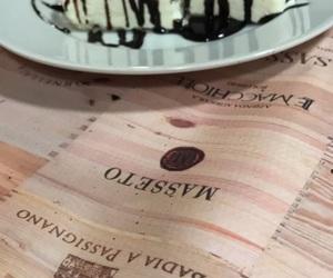 cake, sweet, and ice crean image
